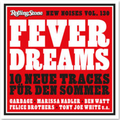 Cover Rolling Stone Fever Dreams