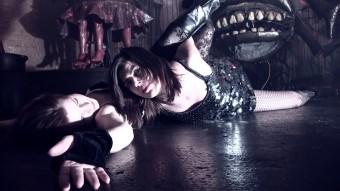 Video shooting 'Evil Head' in Berlin – Foto 13